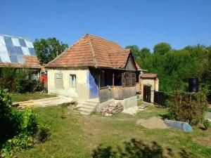 Casa înaintea începerii lucrărilor la acoperiş